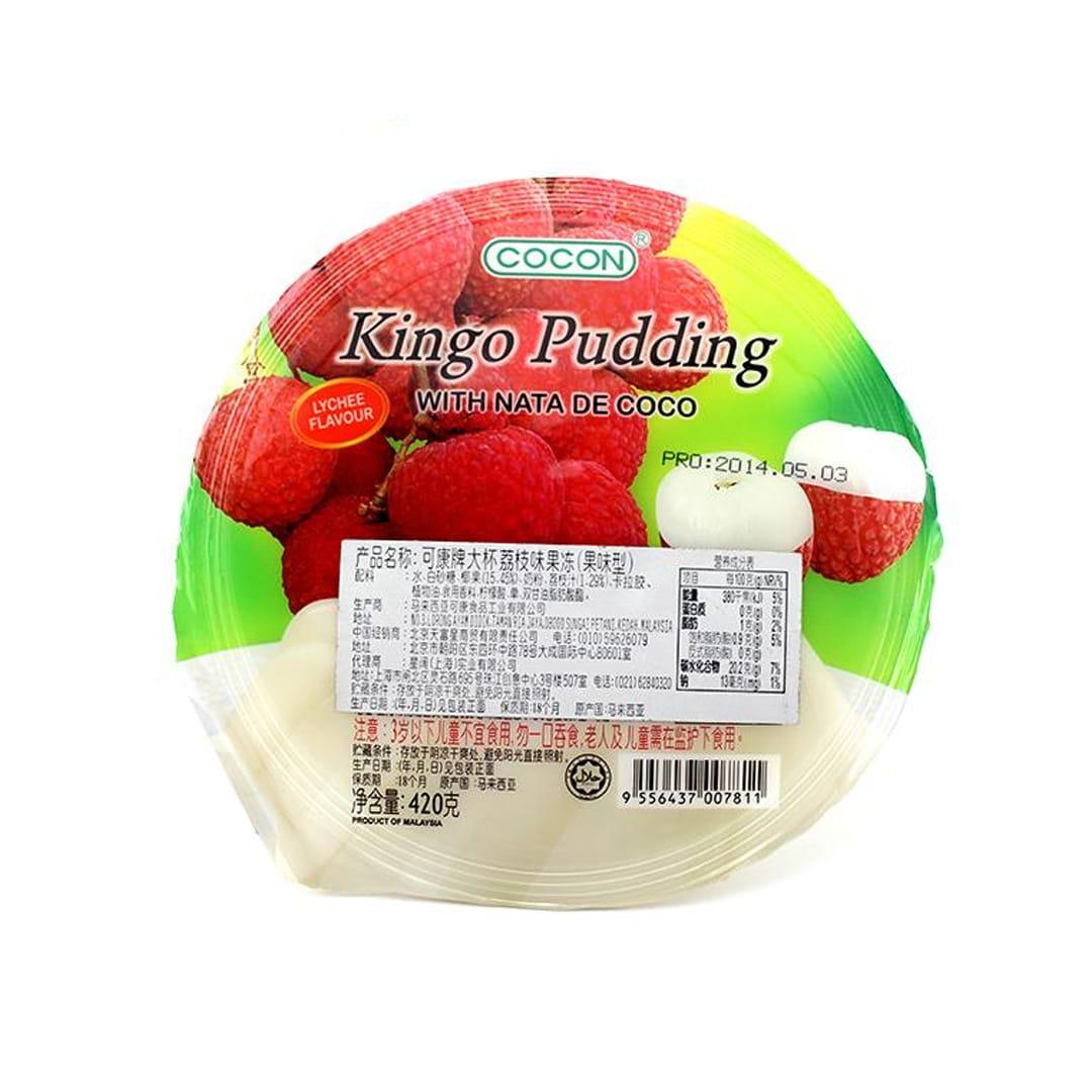 Cocon Kingo pudding 14.8 oz
