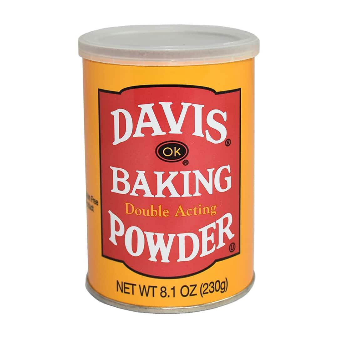 Davis Baking Powder 8oz