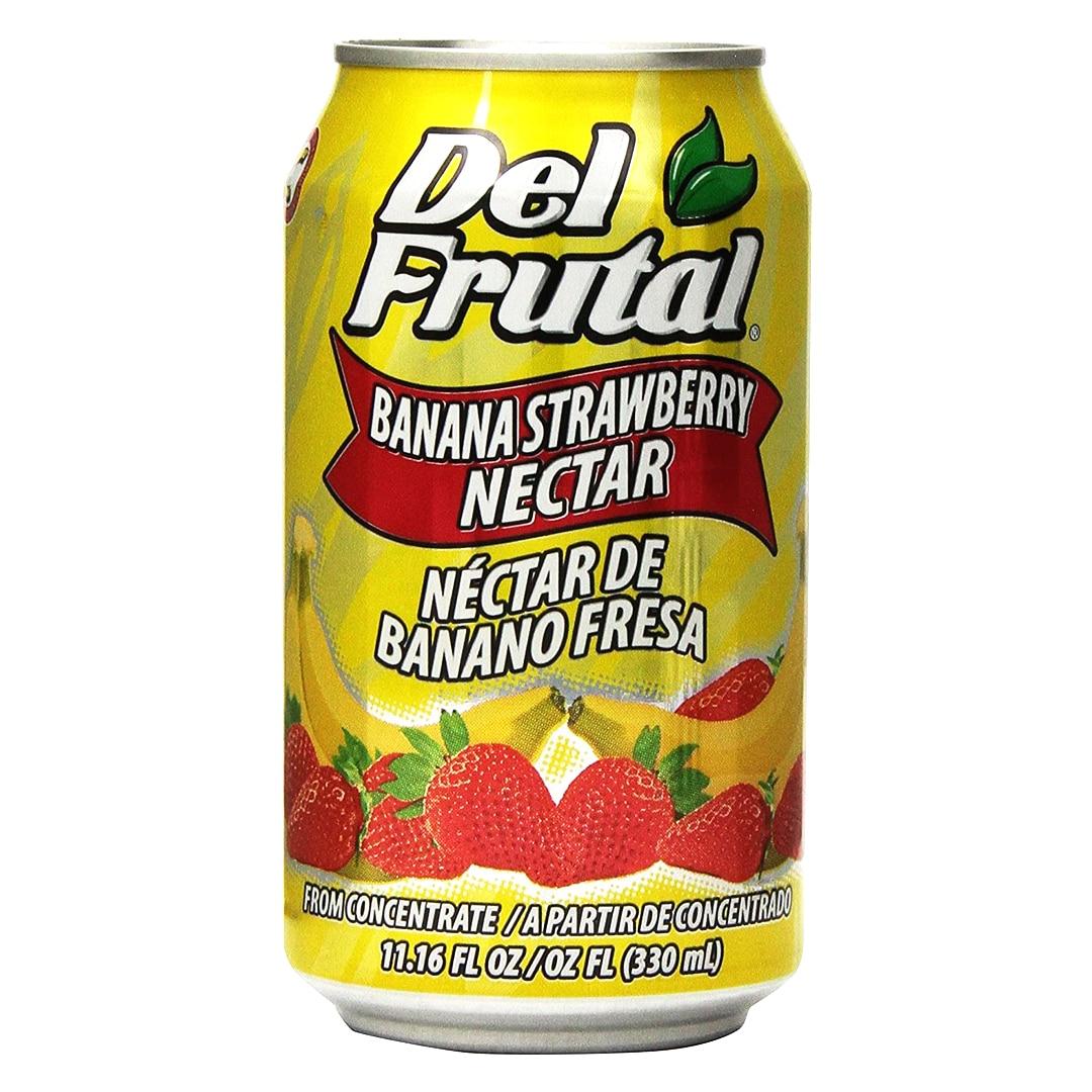 Del frutal sabores variados 11oz