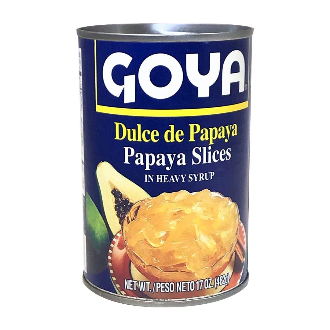 Goya dulce de papaya