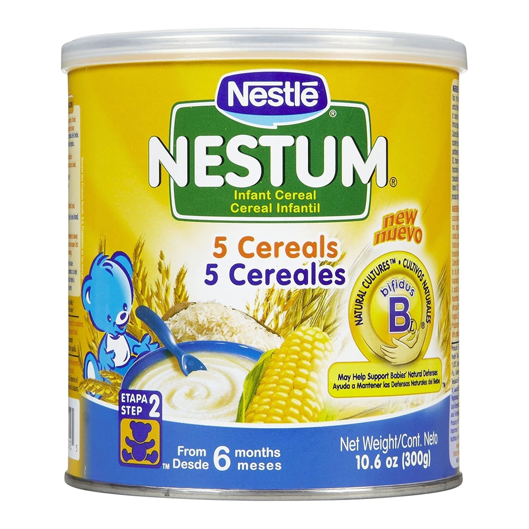 Nestle Nestum 5 cereales