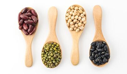 Granos y legumbres